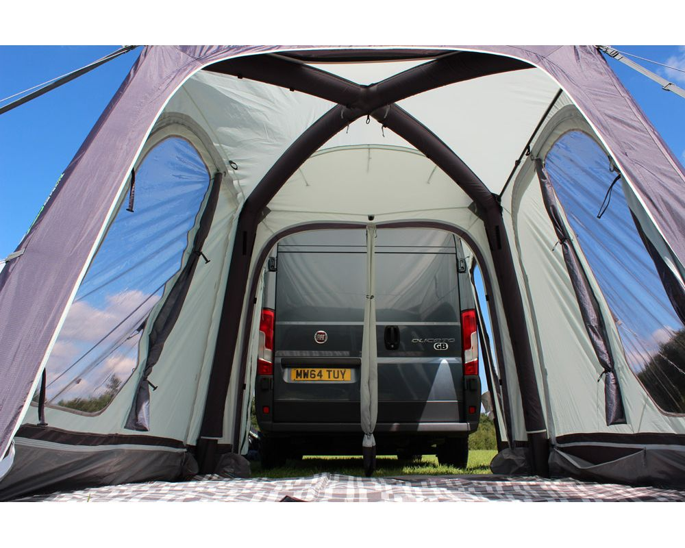 Outdoor Revolution Movelite T1 Tail Drive Away Air Awning